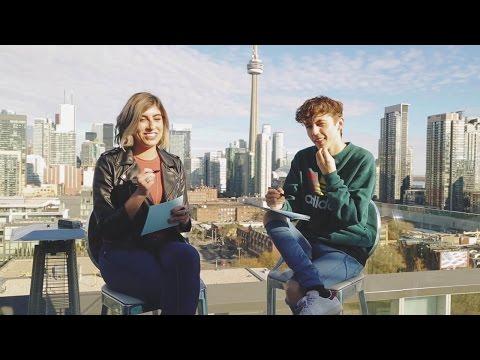 #TroyeInTO - Troye Sivan: Newly Friends