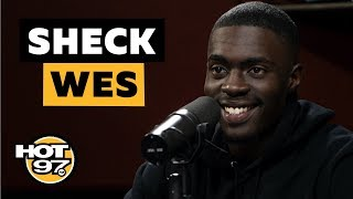 Sheck Wes Opens Up On Being Sent To Africa, Dapper Dan Stories & Meeting Kanye West