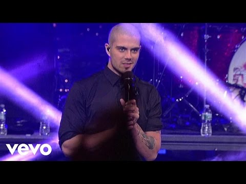 The Wanted - Glad You Came (Live on Letterman)
