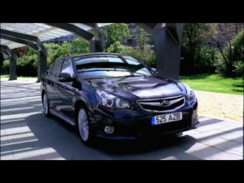 2010MY Subaru Legacy telereklaam