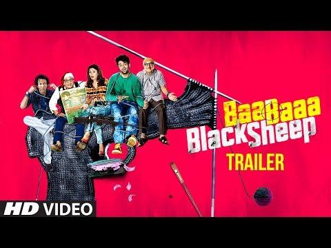Baa Baaa Black Sheep Official Trailer - Maniesh Paul - Anupam Kher - Manjari Fadnnis