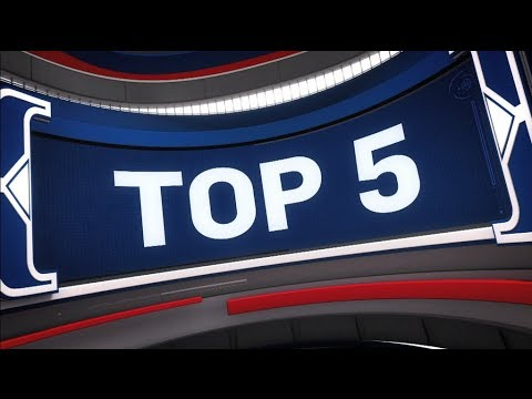 Top 5 Plays of the Night | May 27, 2018