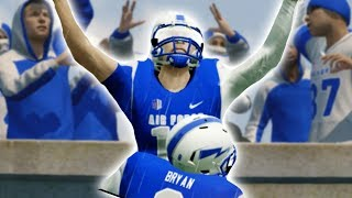 Heisman Chants Start After This Play! NCAA 14 Road To Glory #14