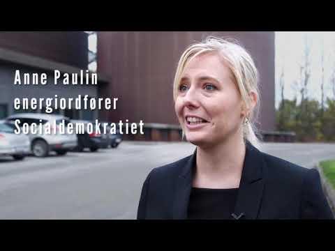Mandagsstævnemøde: Anne Pauline på besøg hos Skive Fjernvarme