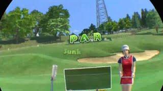 Rek3 VR golf ...Par 3 first time playing !