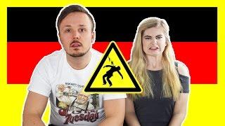 An American's Weirdest CULTURE SHOCKS In GERMANY ⚡ Get Germanized