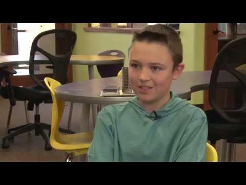 Sylvan Learning Testimonial - Improved Grades - Jensen
