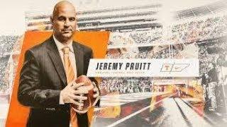 Welcoming Jeremy Pruitt