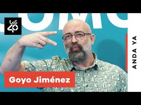 Las claves de Goyo Jiménez para saber si tu pareja te está siendo infiel | Anda Ya en LOS40