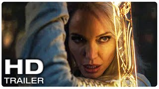 ETERNALS Teaser Trailer (NEW 2021) Marvel Superhero Movie HD