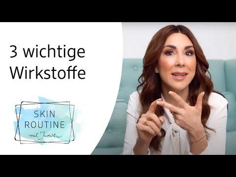 Die drei Hero Wirkstoffe der Hautpflege | Skin Routine mit Judith Williams
