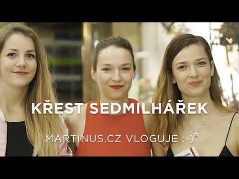 Martinus vlog: Křest Sedmilhářek