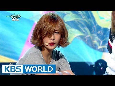 Music Bank - English Lyrics   뮤직뱅크 - 영어자막본 (2015.08.08)