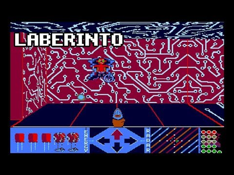 Laberinto by S2N Amiga Gameplay