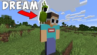 Minecraft, But My Friend Is A Parrot...