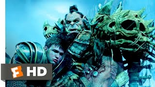 Warcraft - Casualties of War Scene (5/10) | Movieclips