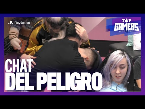 CHAT del PELIGRO | TOP GAMERS ACADEMY