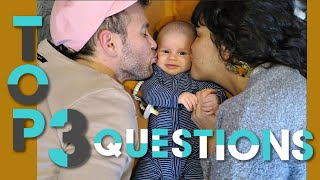 YOU NAMED YOUR BABY WHAT!?!- TOP QUESTIONS WE GET SINCE OUR BABY WAS BORN-LGBT FAMILY