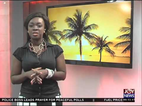 AM Showbiz - Joy News (3-5-16)