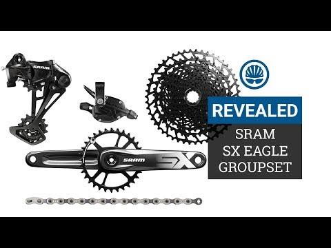 The Groupset SRAM Released in Secret | SRAM SX Eagle