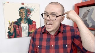 Logic - Confessions of a Dangerous Mind ALBUM REVIEW