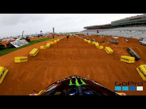 GoPro Track Preview - Round 13 - Atlanta 1