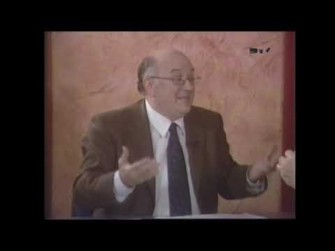 Octavio Hernández Torrado entrevista al compositor Salvador Chuliá en 2006