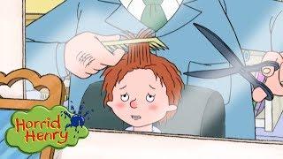 Horrid Henry - Henry's Haircut | Cartoons For Children | Horrid Henry Episodes | HFFE