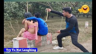 Must Watch Funny😂 😂Comedy Videos 2019 - Episode 7 || Fun Ki Vines ||