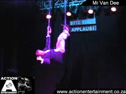 Mr VanDee - Action Entertainment - Artist Demo 2011