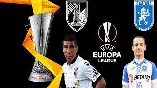 Incep Grupele Uefa Europa League - PES 2018 ROMANIA Cariera Cu Universitatea Craiova