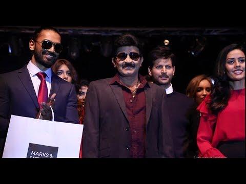 Hero-Rajasekhar-Walk-On-Ramp-at-Marks--amp--Spencers-Fashion-Show