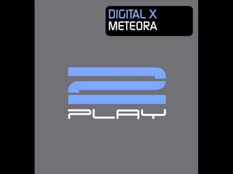 Digital X - Meteora (Ex-Driver Remix) [2Play]