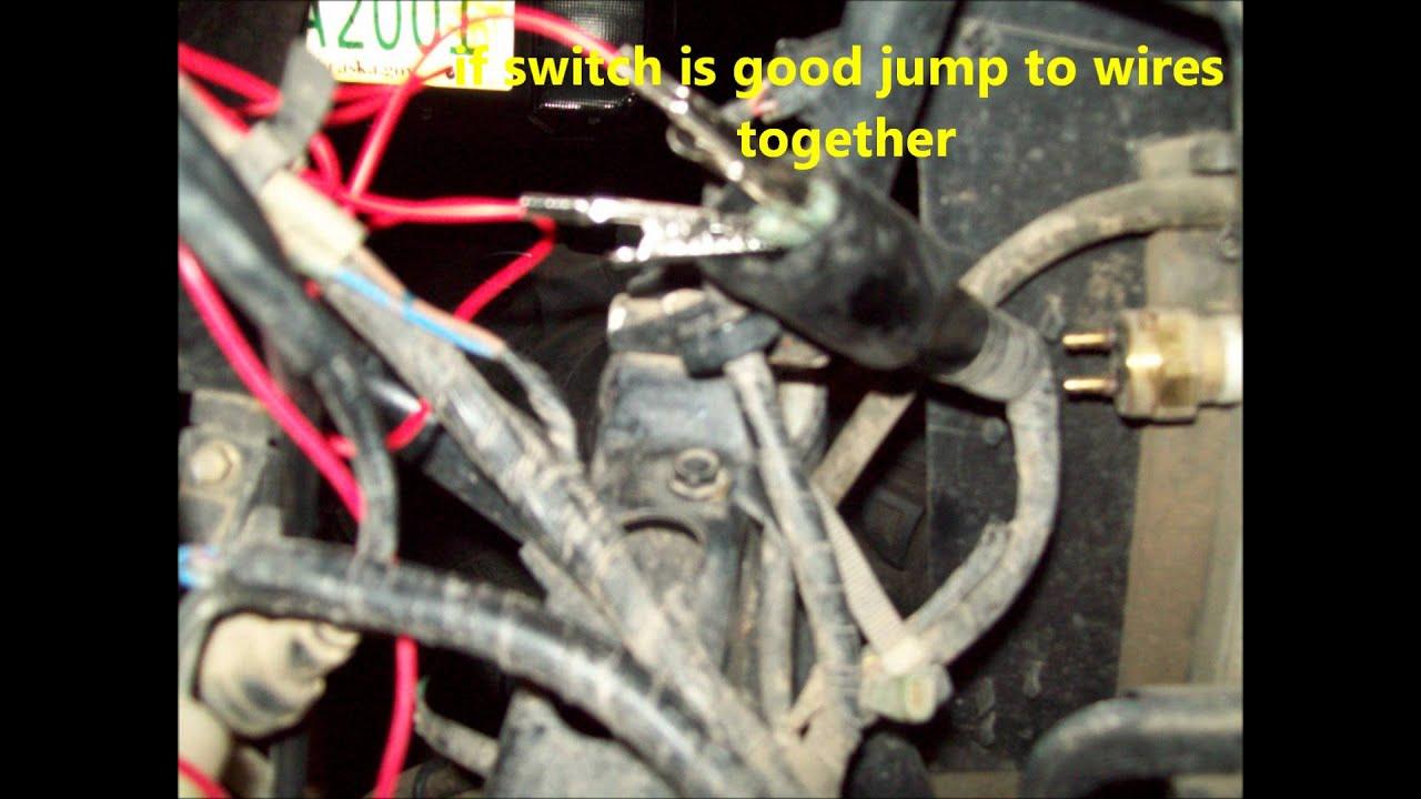 kawasaki brute force fan problems fixing fan wiring. Black Bedroom Furniture Sets. Home Design Ideas