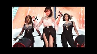 Taylor Swift support act Camila Cabello drops out tour after hospital trip