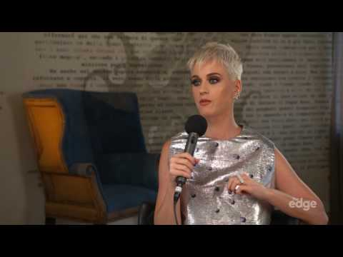 Katy Perry can't stop talking about how much she loves Lorde