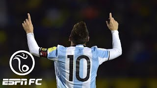 Does Lionel Messi really need to win a World Cup to be considered the GOAT? | ESPN FC