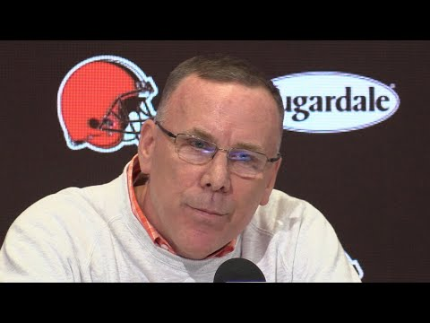 Browns' John Dorsey on trading Duke Johnson