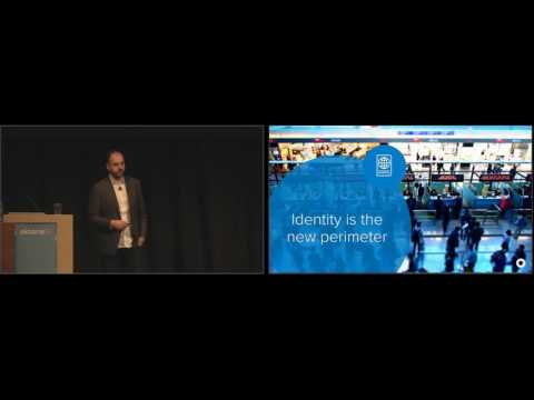 Identity + Security:  Past, Present and Future