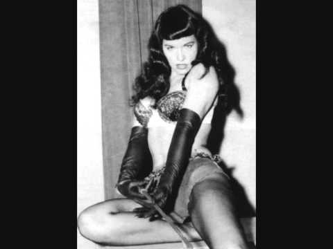 Betty Page Danger Girl Burlesque Music Youtube