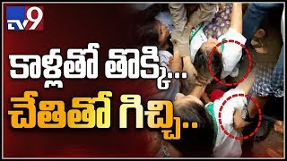 Constable pinches and kicks lady doctor in Charminar..