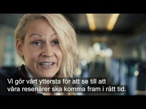 Skånetrafiken: Lynn - lokförare