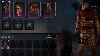 Heart of Valor Bill Overbeck - Dead by Daylight