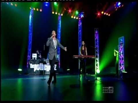 The Potbelleez  - From The Music - LIVE on The Footy Show