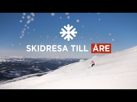 Skidresa till SkiStar Åre l  ep. 4
