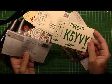 New QSL Cards In The Mail!