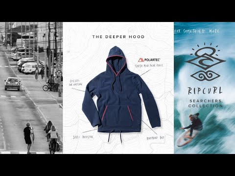 Deeper Hood | Searchers Collection 2019 | Rip Curl