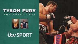 Tyson Fury: The Early Days | Documentary | ITV Sport