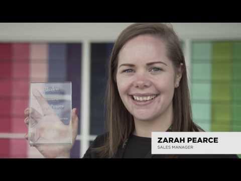 Meet Zarah Pearce