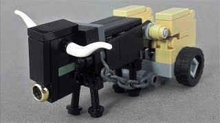 Lego Transformers #84 - Oxiliary